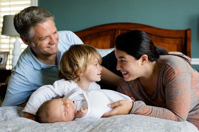 La parentalité positive pour avoir une famille épanouie